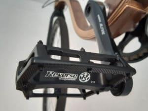Produkttest Pedal-Pins aus Aluminium von Reverse Components