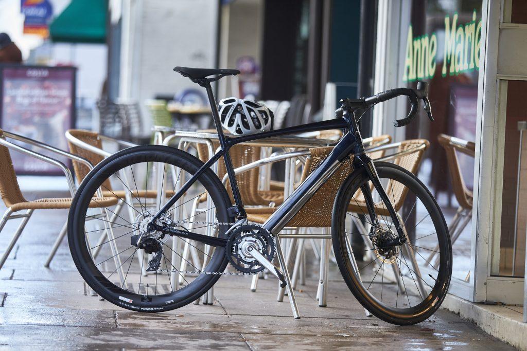 Studie eines E-Bikes mit einem Antrieb von FreeFlow Technologies