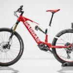 E-Bike von Gasgas in der Seitenansicht