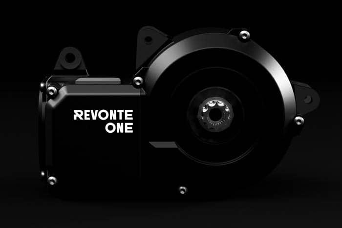 Motor des Revonte ONE für E-Bikes