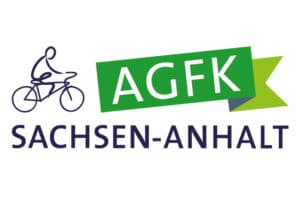 Logo der Arbeitsgemeinschaft Fahrradfreundliche Kommunen Sachsen-Anhalt
