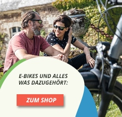 Elektrofahrrad24 Blog und Shop