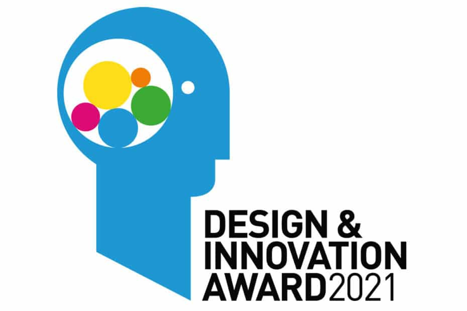 Logo des Design & Innovation Award