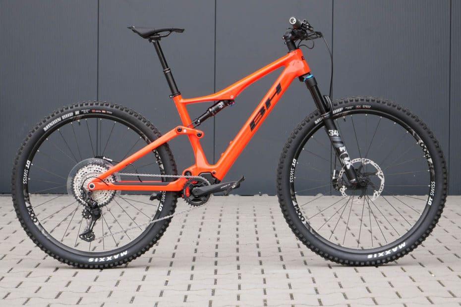E-Bike iLynx Race Carbon von BH Bikes für 2021
