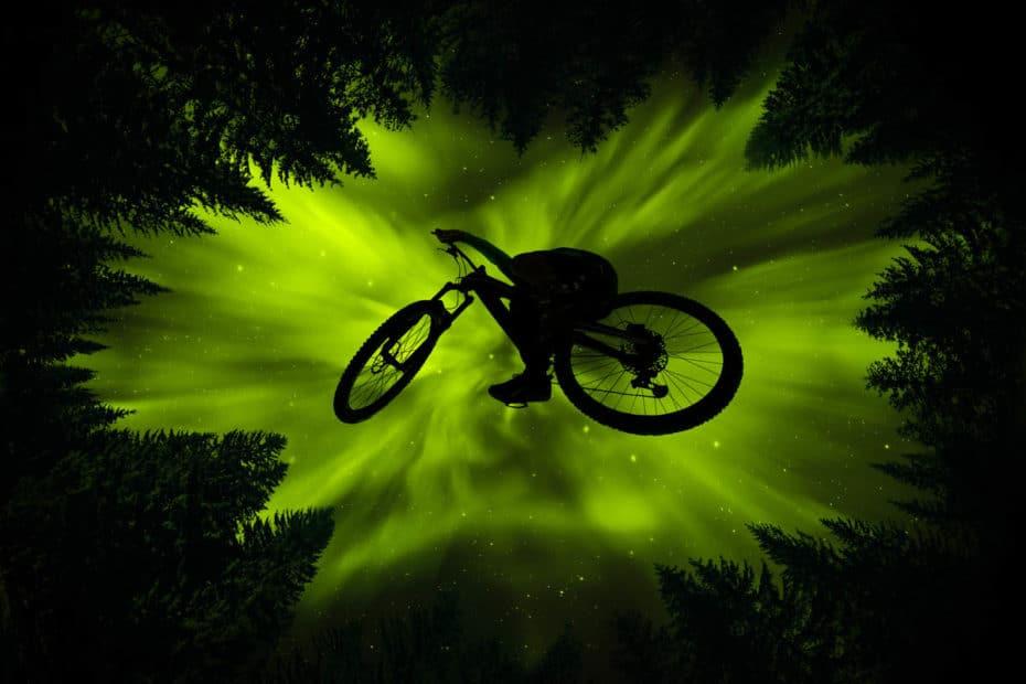 Enduro-E-MTB Forestal Siryon