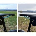 Satteltaschen Race Light und Tube Bag von Vaude im Vergleich