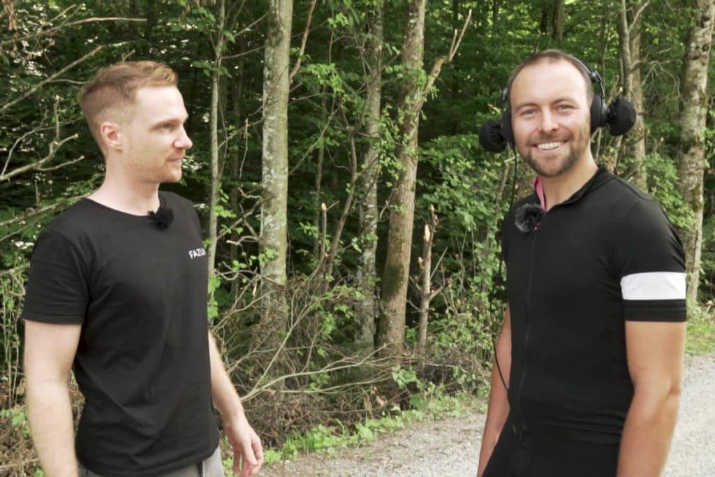 Binaurale Kopfhörer-Mikrofon-Einheit von Head Acoustics