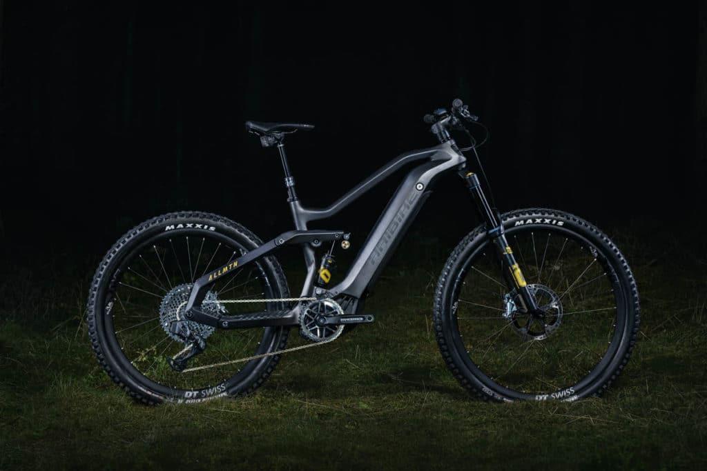 E-Bike Allmtn SE von Haibike