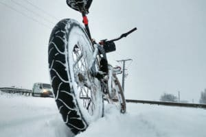 Winterpendlertag 2021 - Tiefschnee