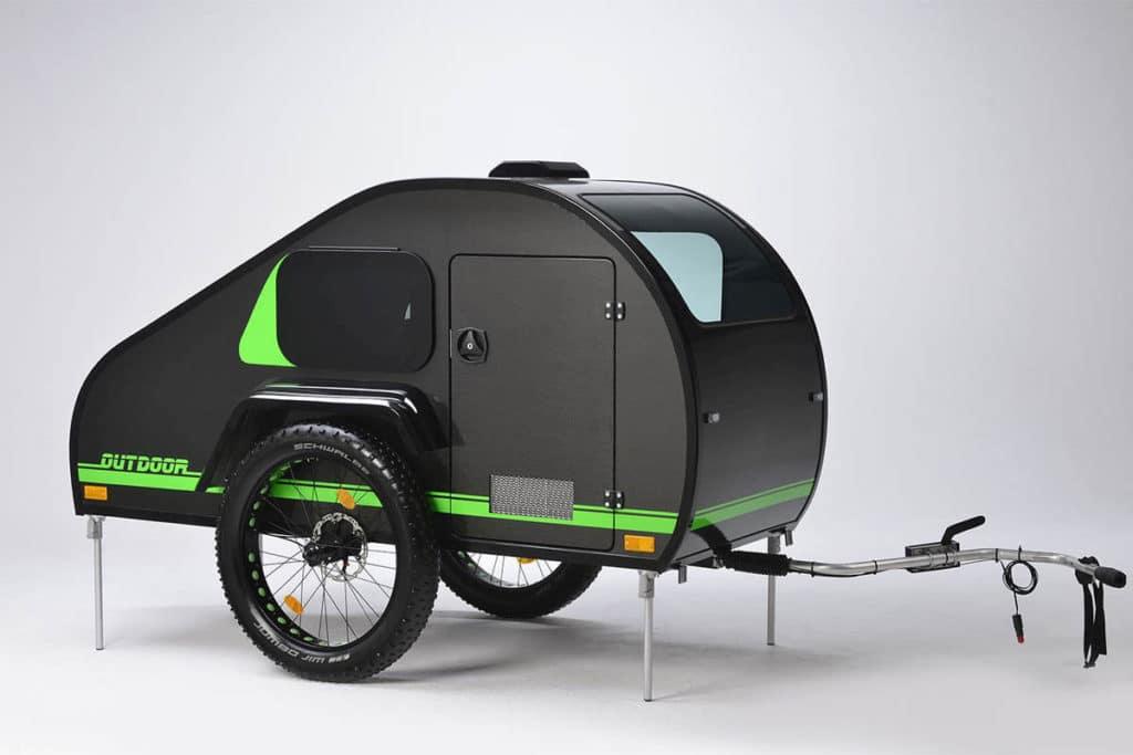 Fahrradwohnwagen Mody Outdoor für E-Bikes