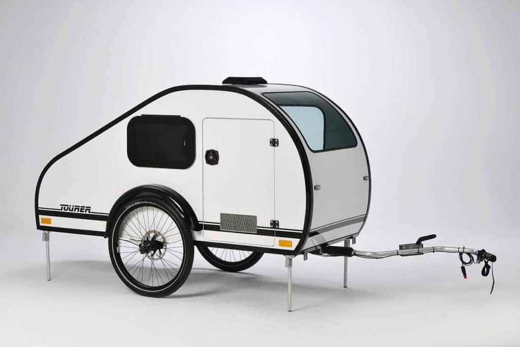 Fahrradwohnwagen Mody Tourer für E-Bikes