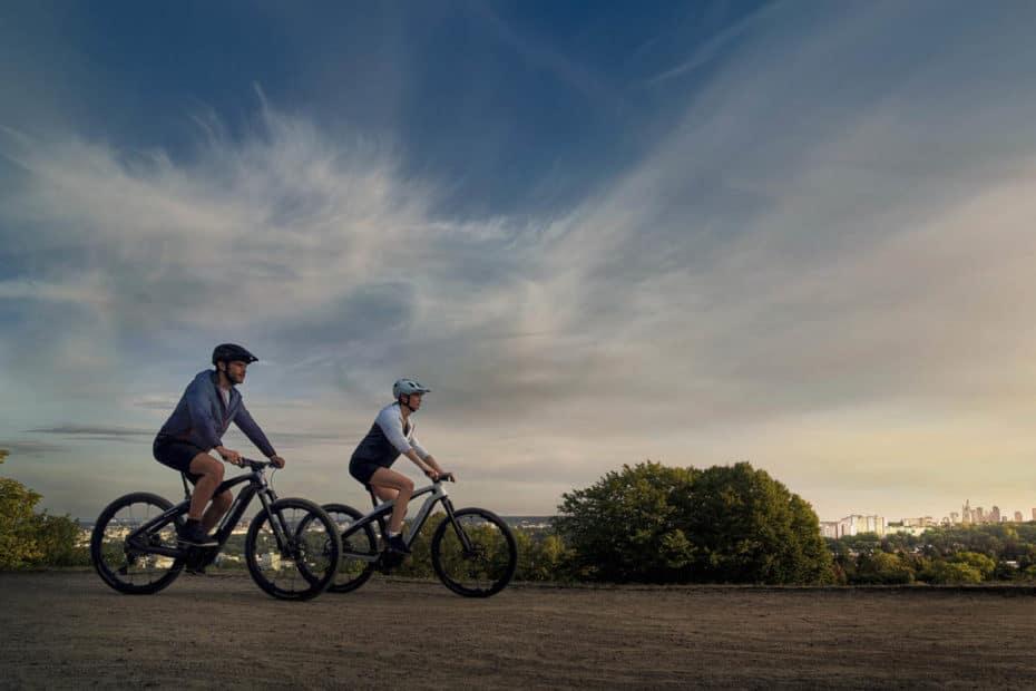 Zwei E-Bikes von Porsche: eBike Cross und eBike Sport