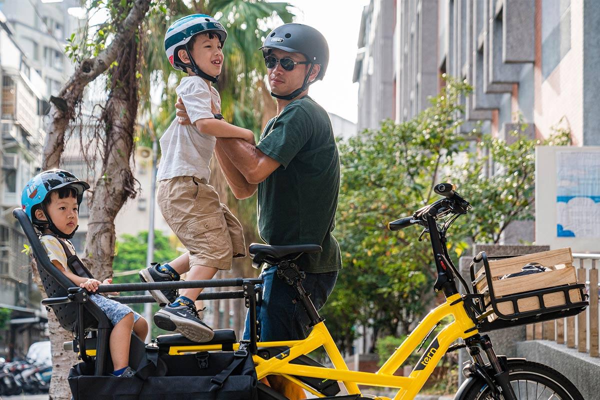 Zubehör für das E-Lastenrad Tern GSD