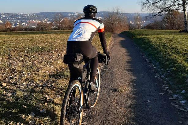 Diverse Fahrradbekleidung von Vaude im Test