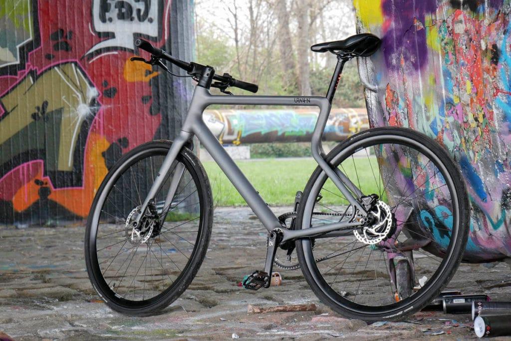 E-Bike Urwahn Platzhirsch