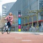 TU Delft entwickelt gemeinsam mit Fahrradhersteller Gazelle ein Lenkassistent für E-Bikes