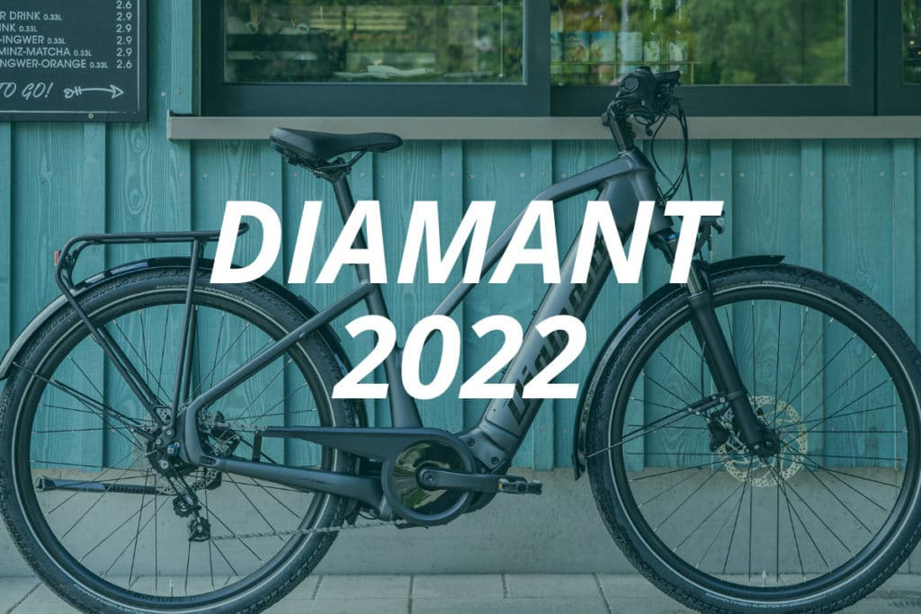 E-Bike Diamant Neuheiten 2022