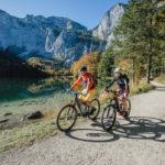 Bosch und komoot haben gemeinsam Tourenvorschläge für E-Bikes in Urlaubsregionen erstellt