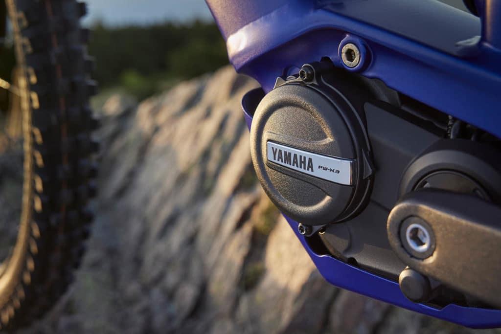 Motor PW-X3 von Yamaha für E-Bikes