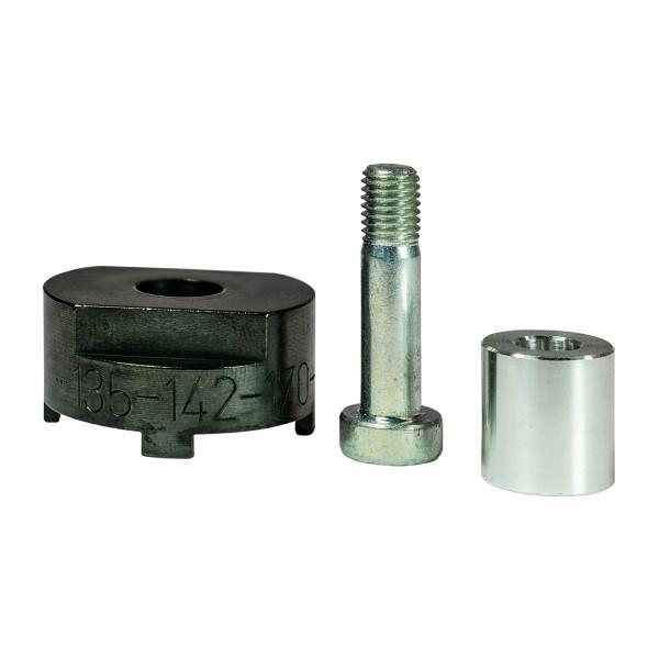 Rohloff Ritzelabzieher für 135/170 UND 142/177 mit A12 Adapter/Schraube