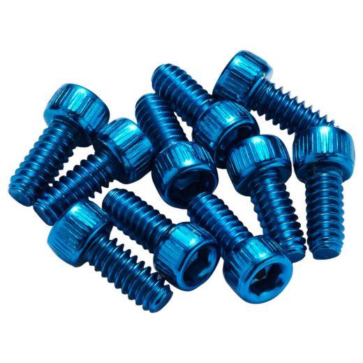 REVERSE 10 x Pedal Pins US für Escape Pro+ Black ONE Stahl