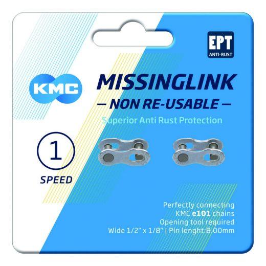 KMC e101 EPT MissingLink Kettenverschluss