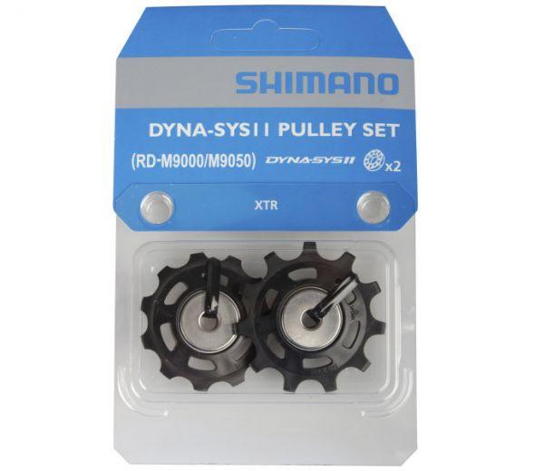 SHIMANO XTR Schaltrollensatz Y-5PV98160