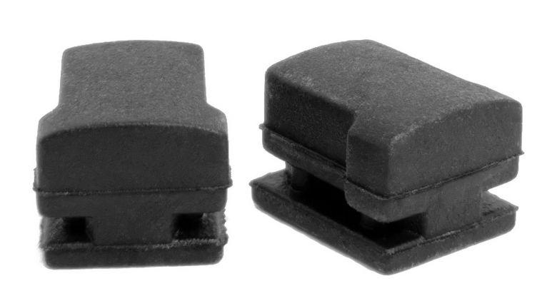 Bosch Rahmen-Akku Schließzylinder Gummidämpfer
