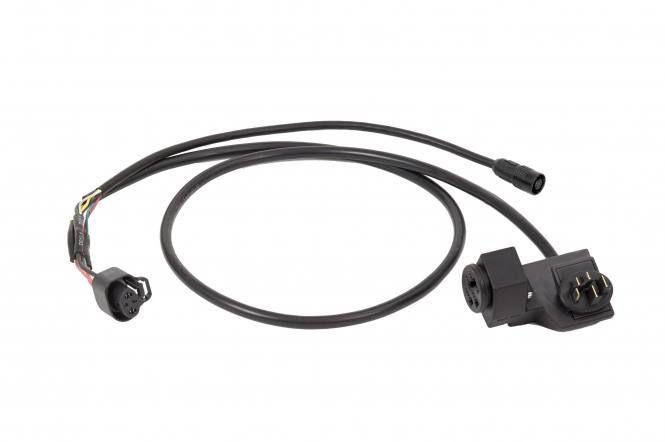 Bosch Y-Kabel eShift PowerPack Rack
