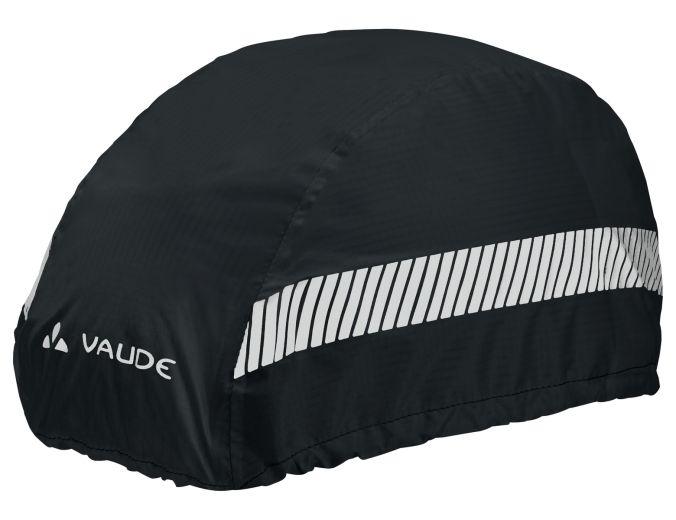 VAUDE Luminum Helmet Raincover schwarz