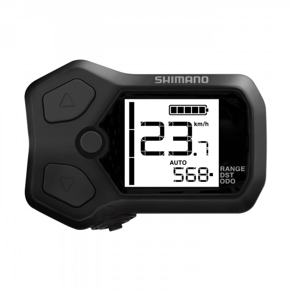 SHIMANO STEPS Display SC-E5000 frontal