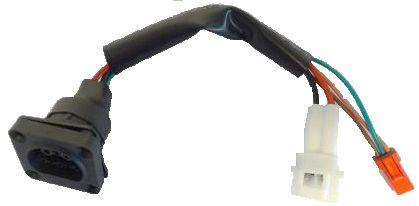 Giant integrierte Ladebuchse - G-System 2 zu 5 Pin