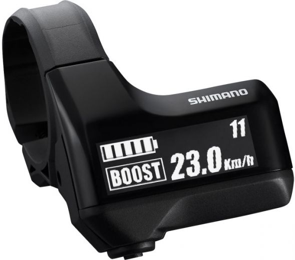 SHIMANO STEPS SC-E7000 Informations-Display
