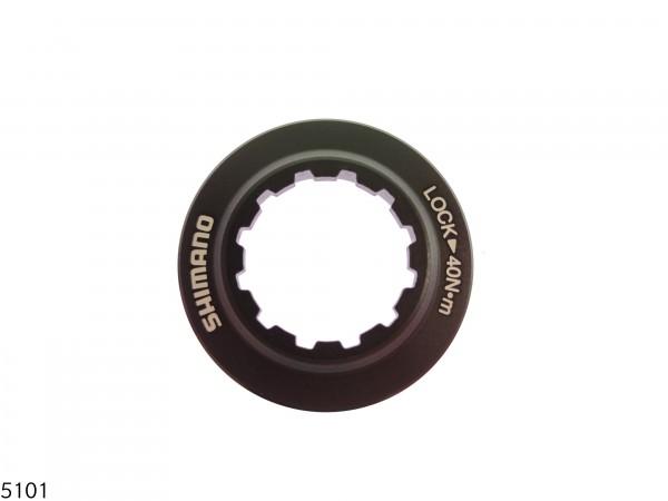 SHIMANO Centerlock Verschlussring Bremsscheibe für SM-RT70 Bild 1