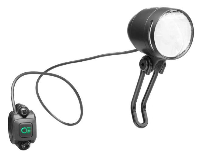 Busch und Müller Lumotec IQ-XS High Beam Frontlicht