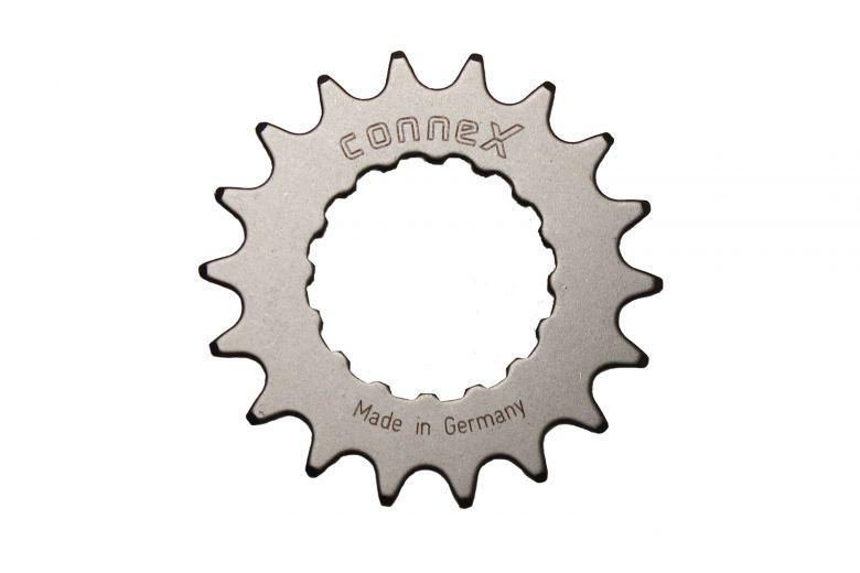 Connex Motorritzel 18 Zähne für Bosch Active/Performance E-Bike