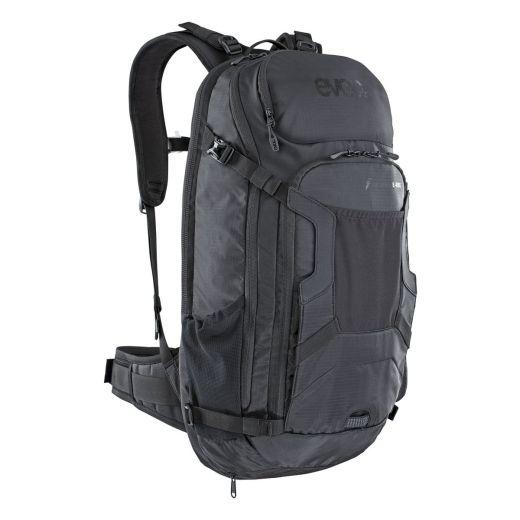 EVOC FR Trail E-Ride Protektor-Rucksack Black