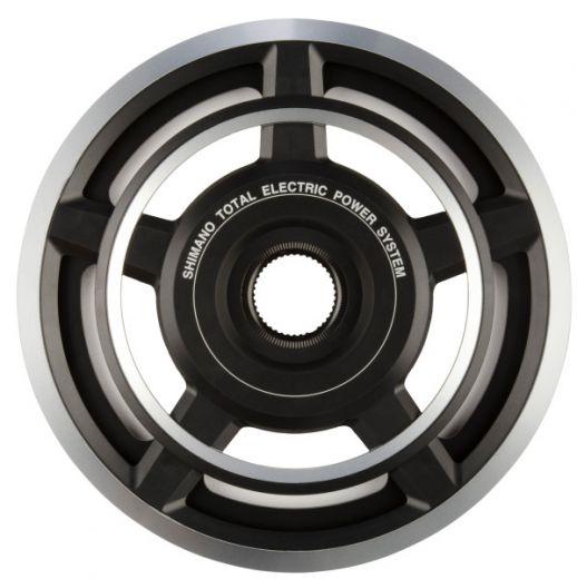Shimano E-Bike 38 Zahn doppelter Kettenschutz Kettenblatt