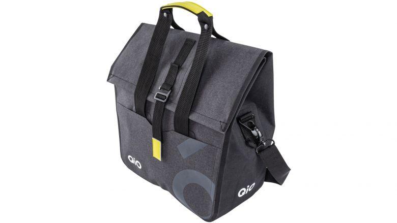 Qio Vorderrad-Gepäckträgertasche PINA