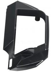 Flyer Abdeckung Batteriehalter Steckerhalteplatte Rahmenseite SIB unten