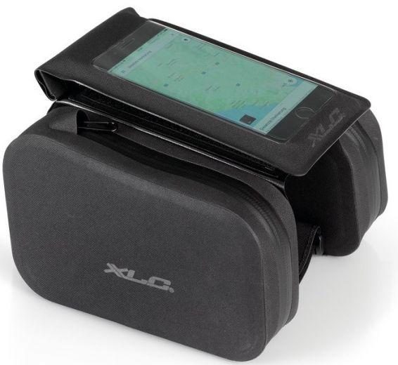XLC Rahmentasche mit Handyhülle