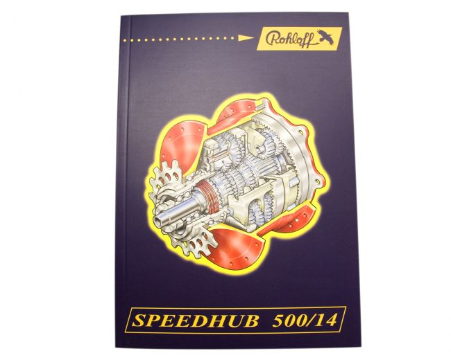 Rohloff Handbuch Rohloff SPEEDHUB 500/14 deutsch