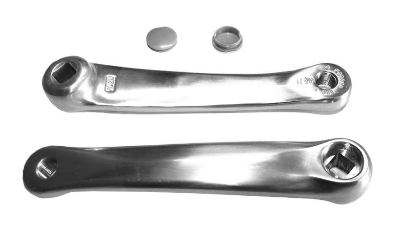 Flyer-Kurbel-4-Kant-silber- Elektrofahrrad-Panasonic-Antrieb