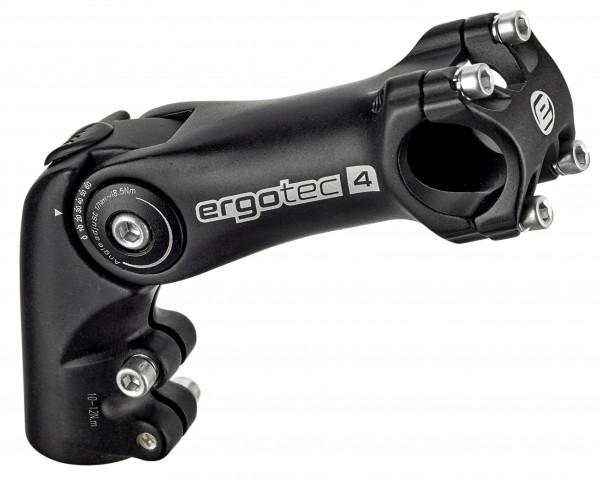 Ergotec E-Bike Vorbau Octopus Ahead 50mm/90mm