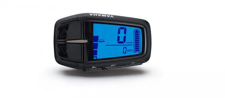 Yamaha Sideswitch LCD-Display E-Bike Typ A