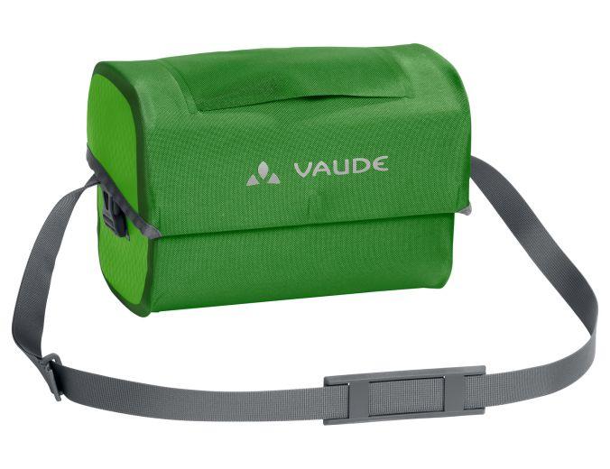 Vaude Aqua Box Elektrofahrrad Lenkertasche grün