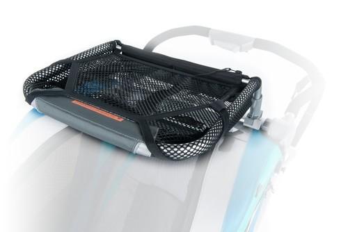 Chariot Gepäckträger für Zweisitzer mit Crossbar