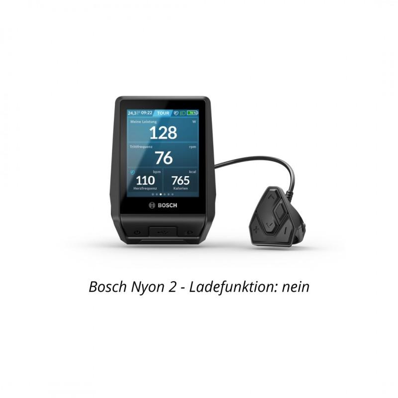 Bosch Nyon 2 E-Bike Display