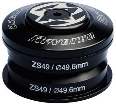 """REVERSE Steuersatz Base 1 1/8"""" Semi-Int. (ZS49/28,6   ZS49/30)"""