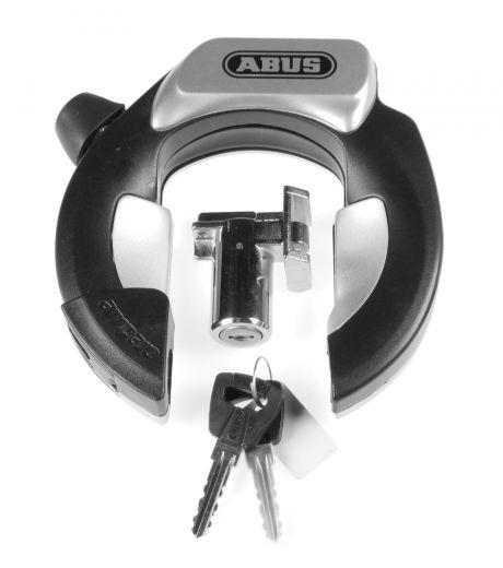 ABUS Rahmenschloss und Schließzylinder für Flyer Vollblut